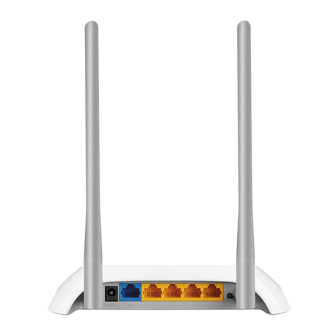 Roteador Wireless 300Mbps TP-Link TL-WR840N WIFI Versão 6.0