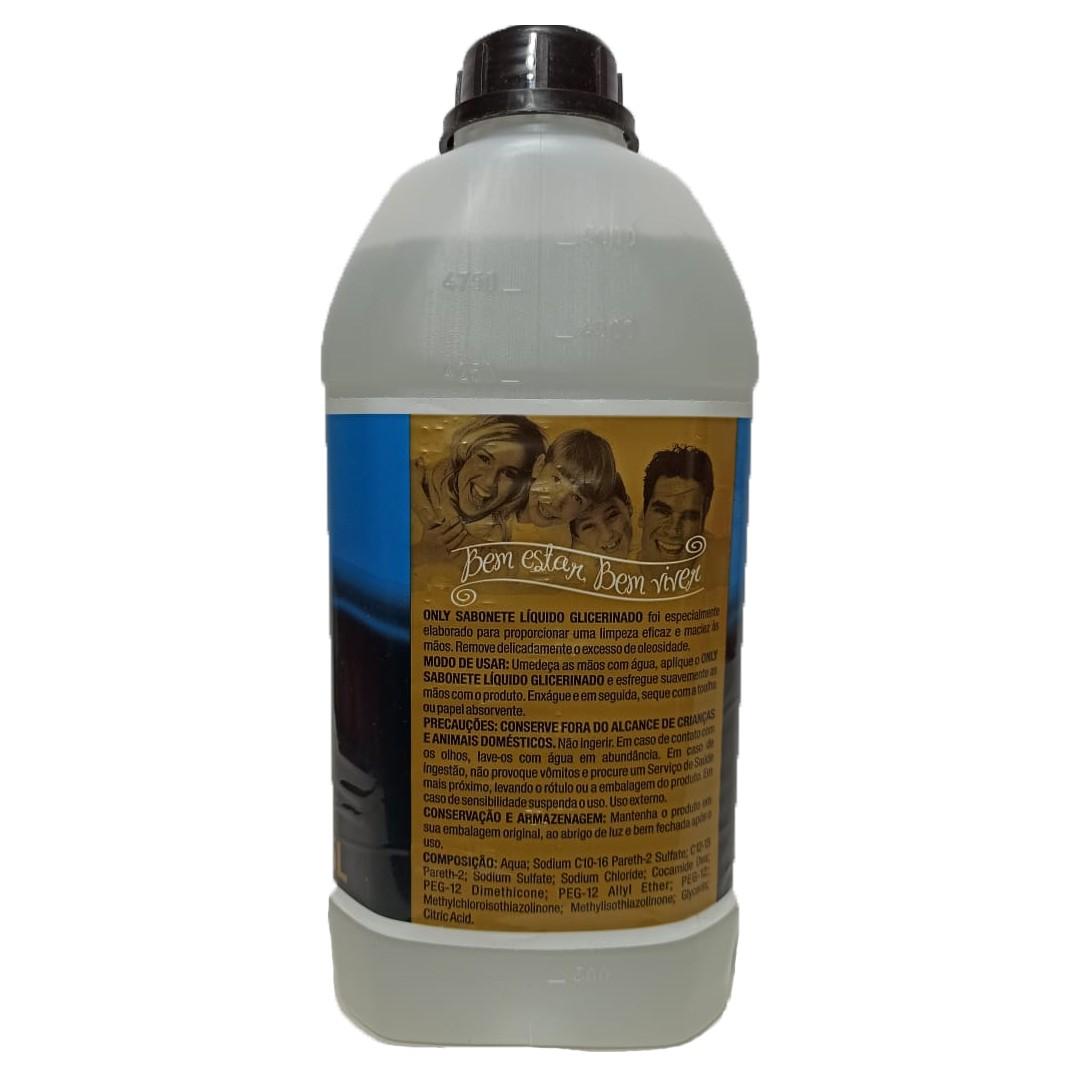 Sabonete Líquido Start Only Beauty Glicerinado 5 Litros