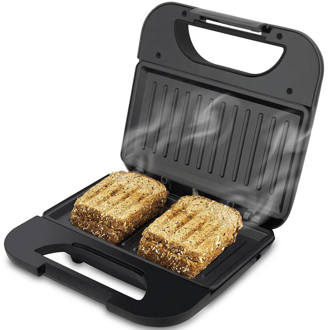 Sanduicheira e Grill Britânia Toast BGR01P com Antiaderente