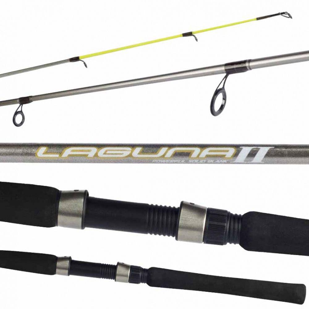 Vara Pesca Molinete Marine Sports Laguna S602H 1,83m 20-40 Lbs 2 Partes