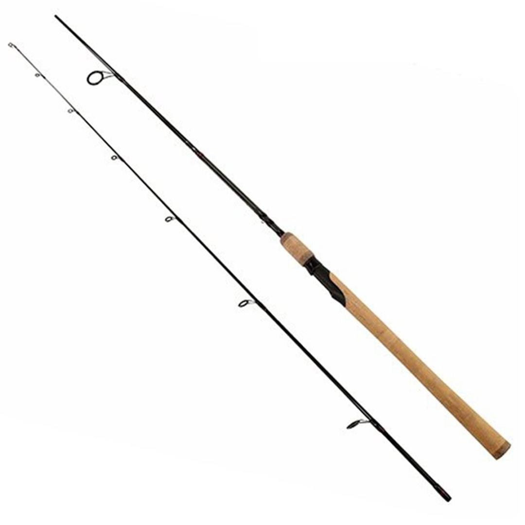 Vara Pesca Molinete Shimano Scimitar SMS66M2B 1,98m 6-12 Libras 2 Partes