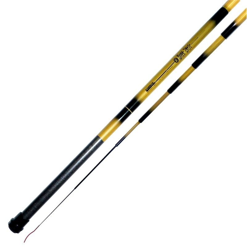 Vara Pesca Telescopica Bamboo 1804 1,80 Metros Marine Sports