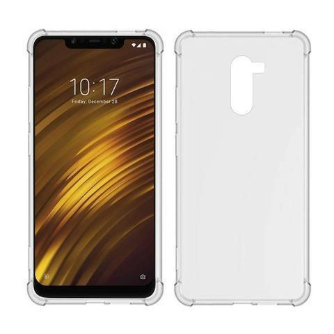 Capa Transparente Air Anti Impacto Para Celulares Xiaomi Anti choque TPU Silicone