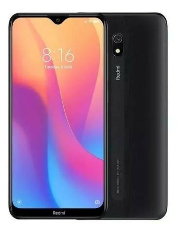 Celular Xiaomi Redmi 8A Global 32gb 2gb Ram 5000 mAh 12 Mpx Pelicula Capa