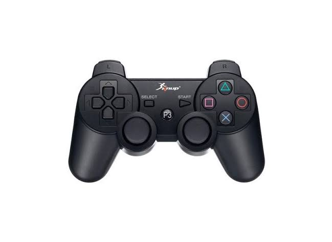 Controle Manete PS3 Play 3 Playstation 3 USB Knup sem fio Wireless