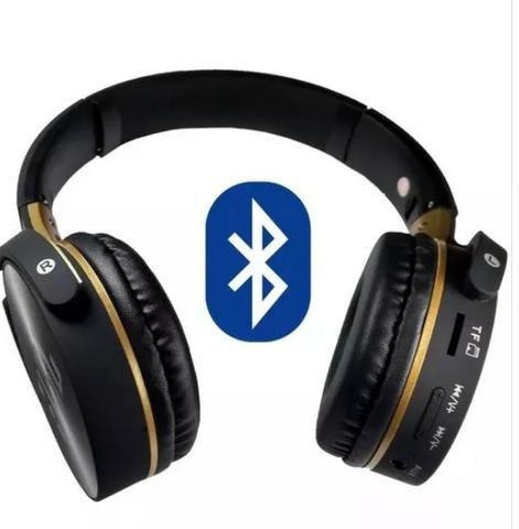 Headset Fone De Ouvido Jbl Jb950 Bluetooth SD Cartão De Memória