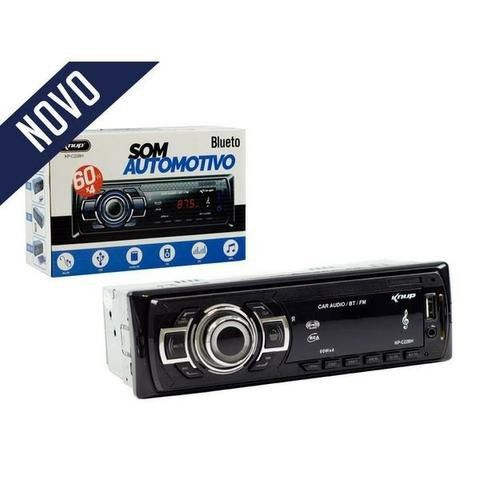 Rádio Automotivo Usb Mp3 Auxiliar Player KP-C22BH