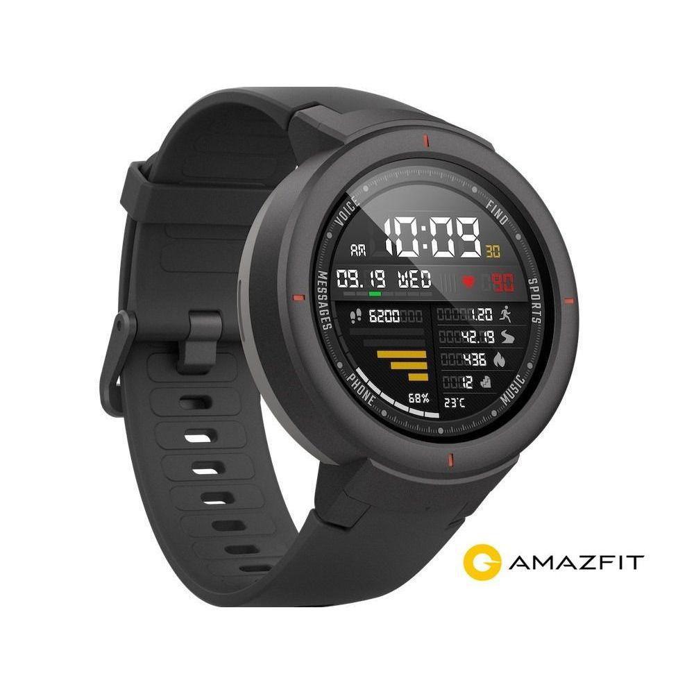 Relógio Inteligente Smartwatch Amazfit Verge Global Bluetooth GPS AMOLED Frequencia Cardiaca