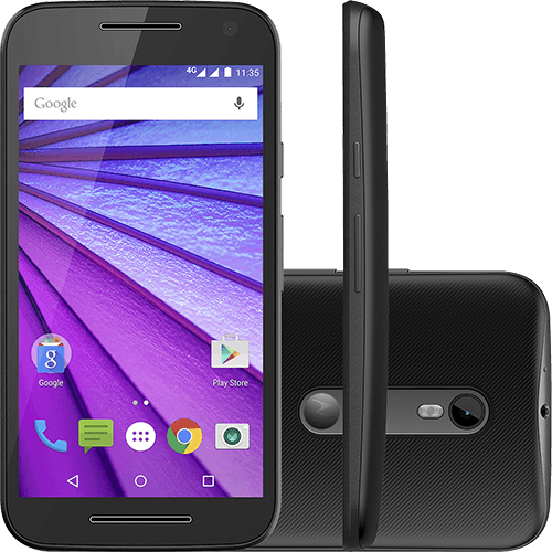 Troca a Tela Celular Motorola Moto G3
