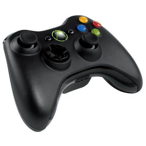 Video Game Xbox 360 Desbloqueado + Kinect + 2 Controles
