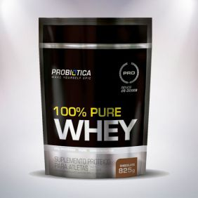 100% PURE WHEY 825GR