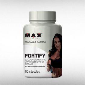 FORTIFY (60CAPS) - MAX TITANIUM
