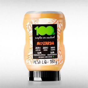 MOSTARDA (190G) -100 FOODS