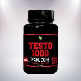 TESTO 1000 HARDCORE (90CAPS) - LABLIFE