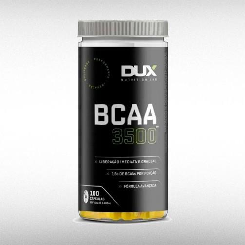 BCAA 3500 POTE (100CAPS) - DUX NUTRITION  - BRASILVITA