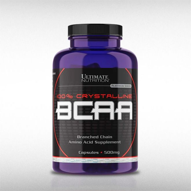 BCAA 500MG (120CAPS) - ULTIMATE  - BRASILVITA