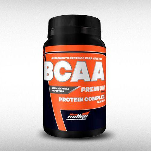 BCAA PREMIUM PROTEIN COMPLEX (120TABS) - NEW MILLEN  - BRASILVITA