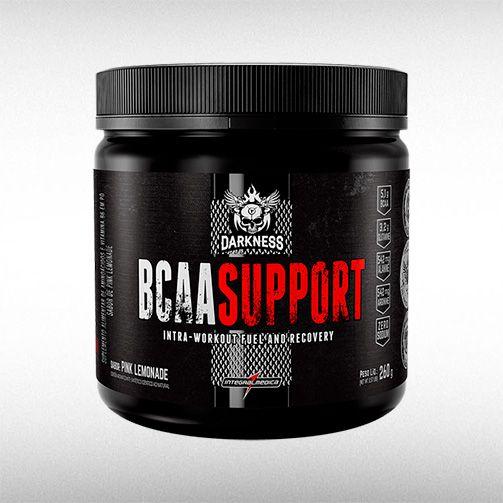 BCAA SUPPORT DARKNESS (260G) - INTEGRALMEDICA  - BRASILVITA