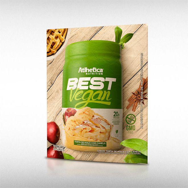 BEST VEGAN (SACHÊ) - ATLHETICA  - BRASILVITA