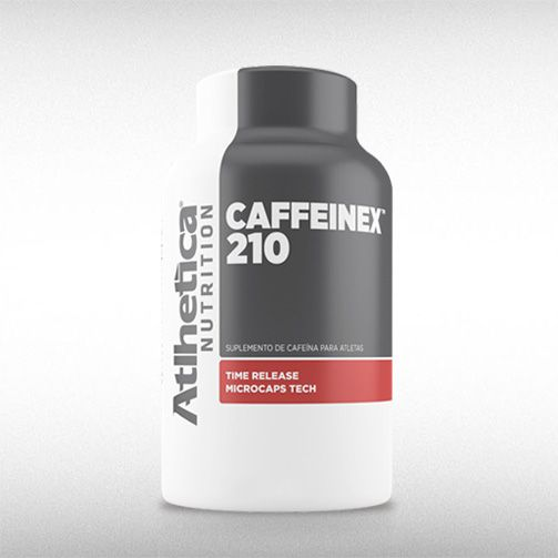 CAFFEINEX 210 (90CAPS) - ATLHETICA  - BRASILVITA