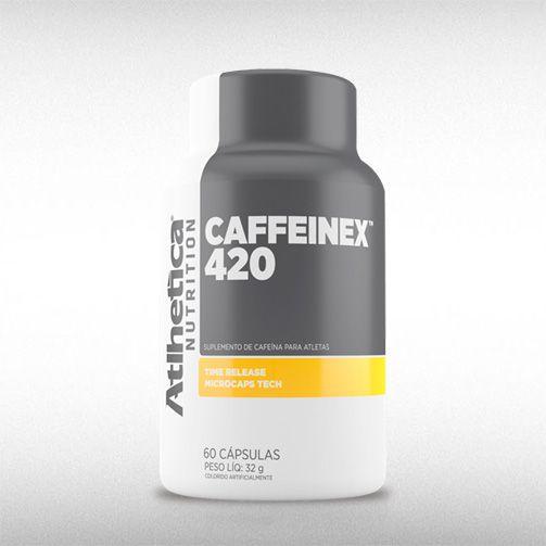 CAFFEINEX 420 (60CAPS) - ATLHETICA  - BRASILVITA
