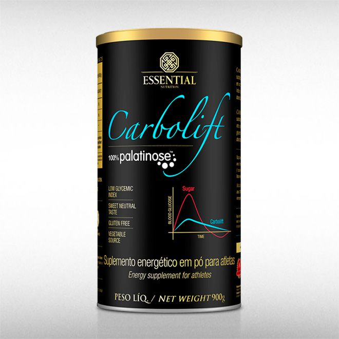 CARBOLIFT (900G) - ESSENTIAL  - BRASILVITA