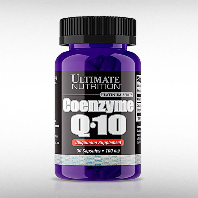 COENZIMA Q-10 100 MG (30CAPS) - ULTIMATE  - BRASILVITA