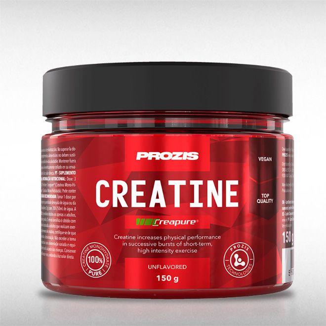 CREATINA CREAPURE (150G) - PROZIS  - BRASILVITA