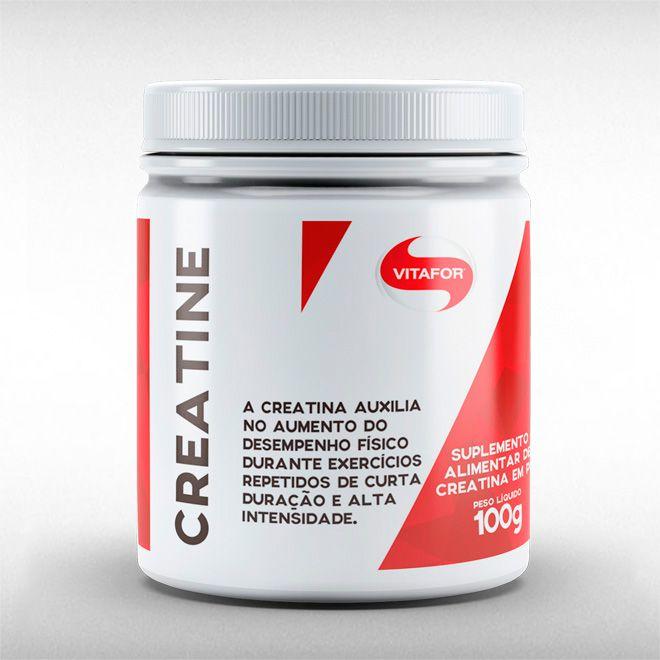 CREATINE (100G) - VITAFOR  - BRASILVITA