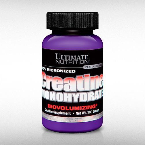 CREATINE MONOHYDRATE  (300G) - ULTIMATE  - BRASILVITA