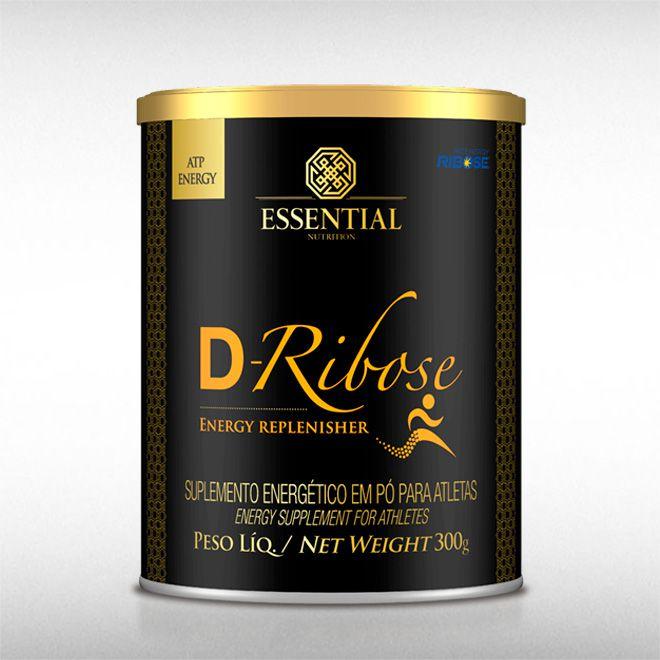 D-RIBOSE (300G) - ESSENTIAL  - BRASILVITA