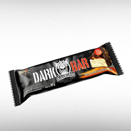 DARK WHEY BAR (BARRA DE 90G) - INTEGRALMEDICA  - BRASILVITA