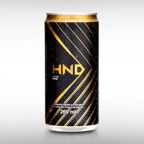ENERGY DRINK (269ML) - HND  - BRASILVITA