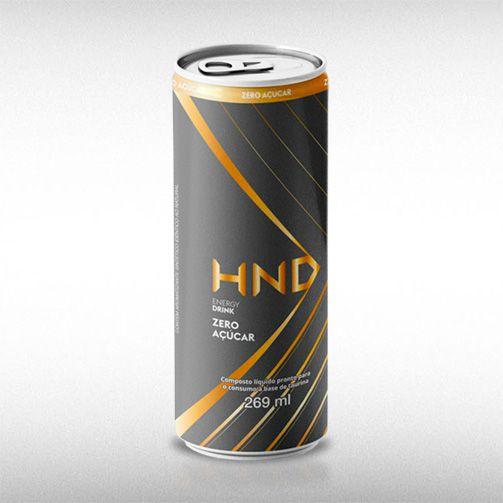 ENERGY DRINK ZERO AÇÚCAR (269ML) - HND  - BRASILVITA