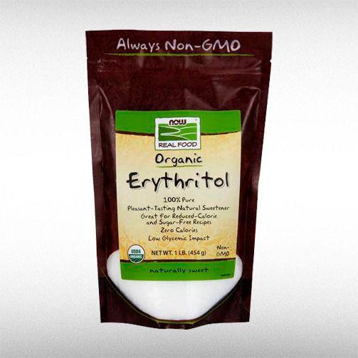 ERYTHRITOL (454G) - NOW SPORTS  - BRASILVITA