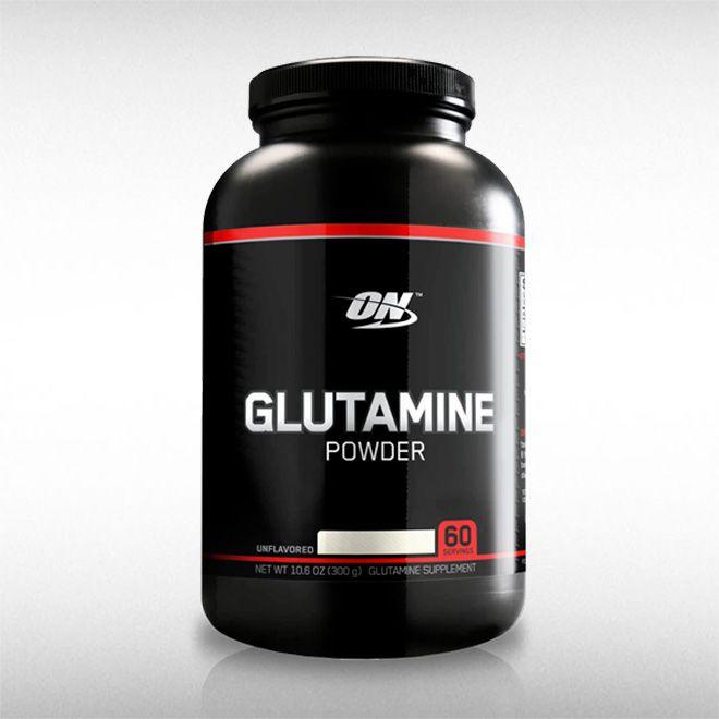 GLUTAMINA (300G) BLACK LINE - OPTIMUM  - BRASILVITA