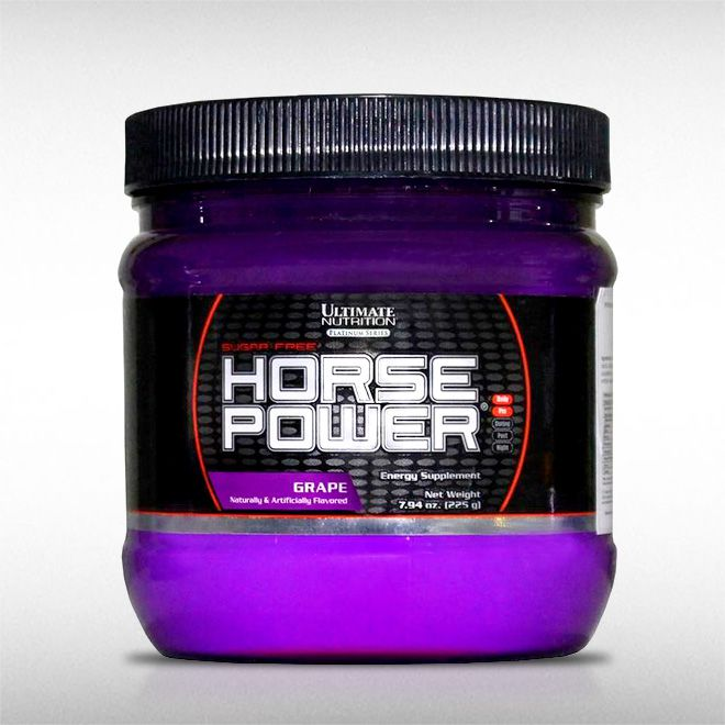 HORSE POWER (225G) - ULTIMATE  - BRASILVITA