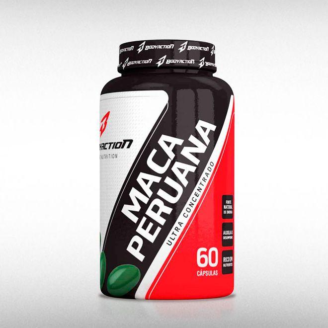 MACA PERUANA (60CAPS) - BODYACTION  - BRASILVITA