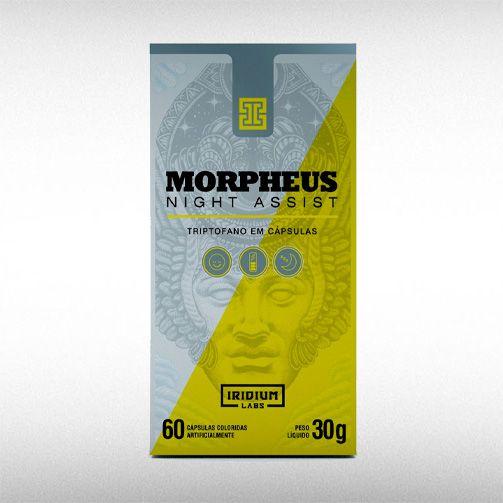 MORPHEUS NIGHT ASSIST (60CAPS) - IRIDIUM LABS  - BRASILVITA