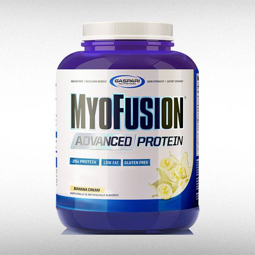 MYOFUSION ADVANCED PROTEIN (1,814KG) - GASPARI  - BRASILVITA
