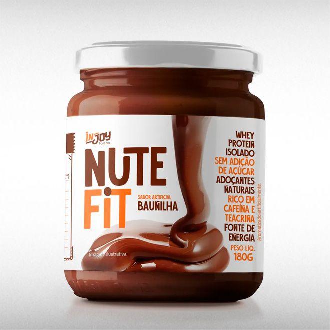 NUTE FIT DOCE PROTEICO (150G) - INJOY FOODS  - BRASILVITA