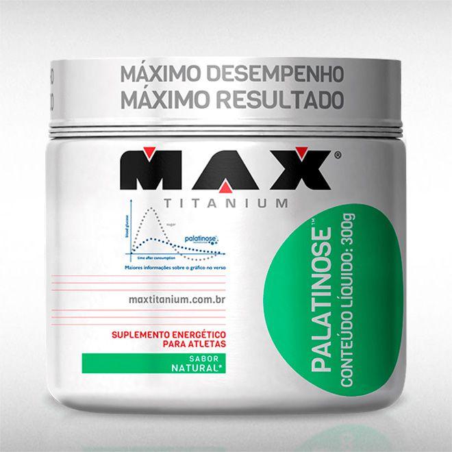 PALATINOSE (300G) - MAX TITANIUM  - BRASILVITA