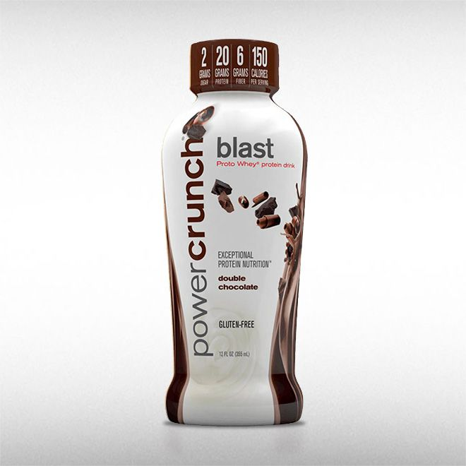 POWER CRUNCH BLAST PROTO WHEY RTD (355ML) - POWER CRUNCH  - BRASILVITA