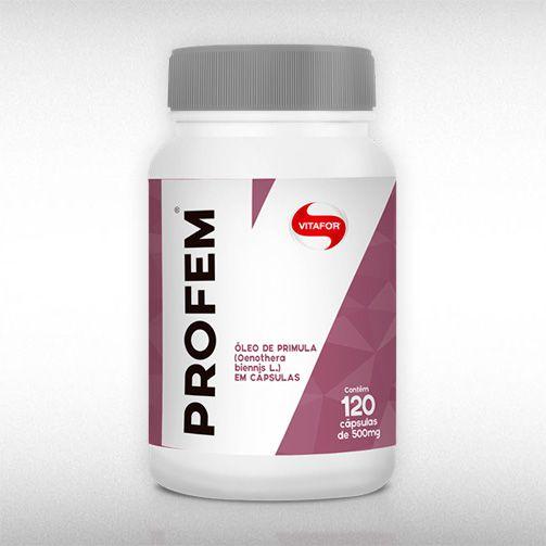 PROFEM (120CAPS) - VITAFOR  - BRASILVITA