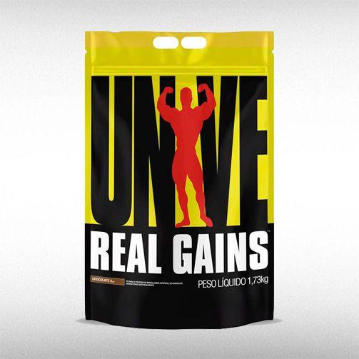REAL GAINS (3,8LBS) - UNIVERSAL NUTRITION  - BRASILVITA