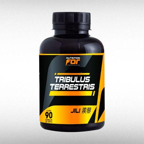 TRIBULUS TERRESTRIS 1000MG (90CAPS) - NUTRITION FOR  - BRASILVITA