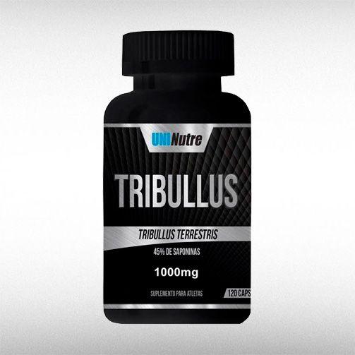 TRIBULUS 1000MG 45% (12OCAPS) - UNINUTRE  - BRASILVITA