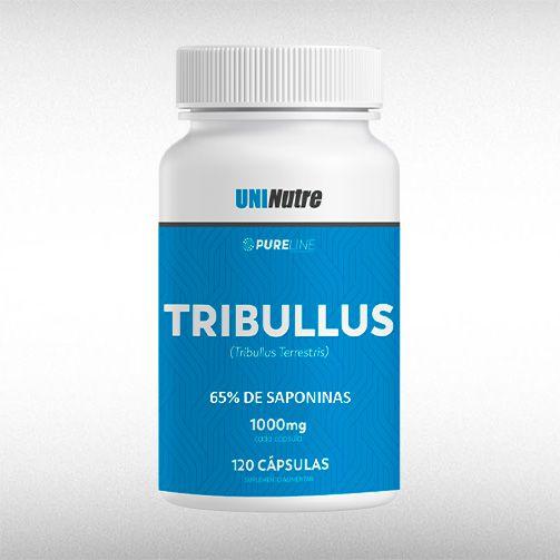 TRIBULUS 1000MG 65% PURE LINE (12OCAPS) - UNINUTRE  - BRASILVITA