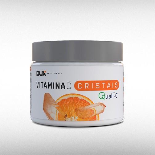VITAMINA C QUALI-C (200G) - DUX NUTRITION  - BRASILVITA