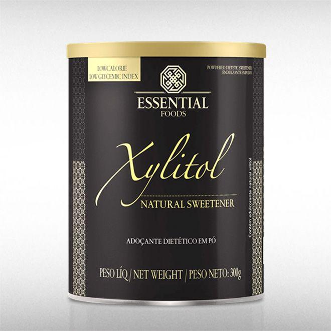 XYLITOL (300G) - ESSENTIAL  - BRASILVITA